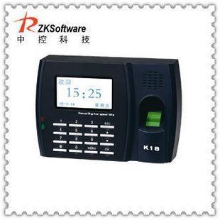 中控指紋考勤機U盤USB通訊 1