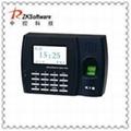 中控指紋考勤機U盤USB通訊