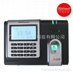 中控X628指紋考勤機
