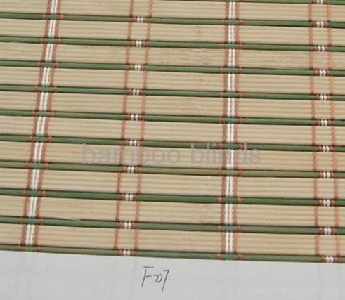 bamboo curtain shade 1