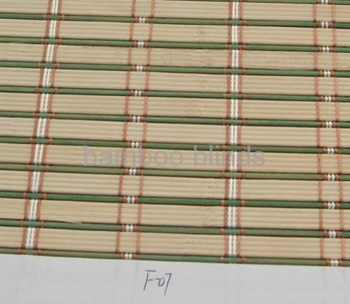 window bamboo blinds 2