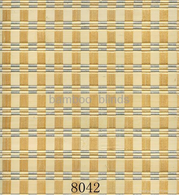 竹木编织窗帘 2