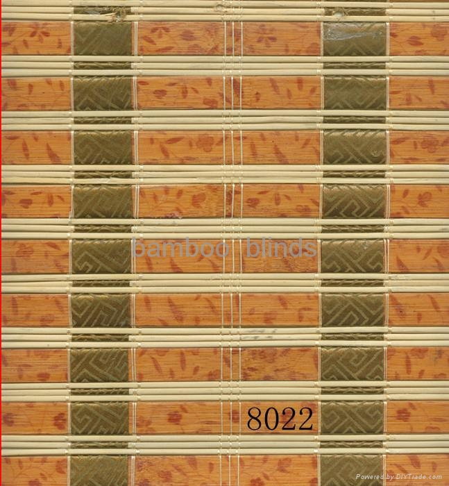 竹木编织窗帘 3