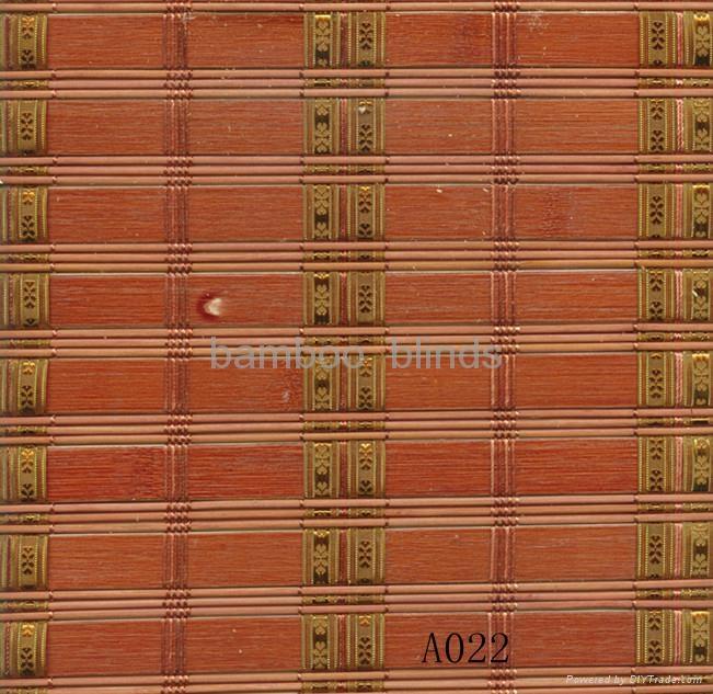 竹木编织窗帘 4