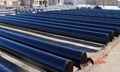超节能环保环氧煤沥青防腐钢管
