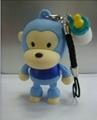 Christmas gifts! monkey usb flash
