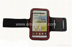Sport running armband for Samsung Galaxy Note i9220