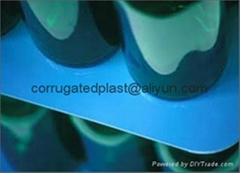 PP Corrugated Plastic Layer Pad for Glass Bottles Packaging