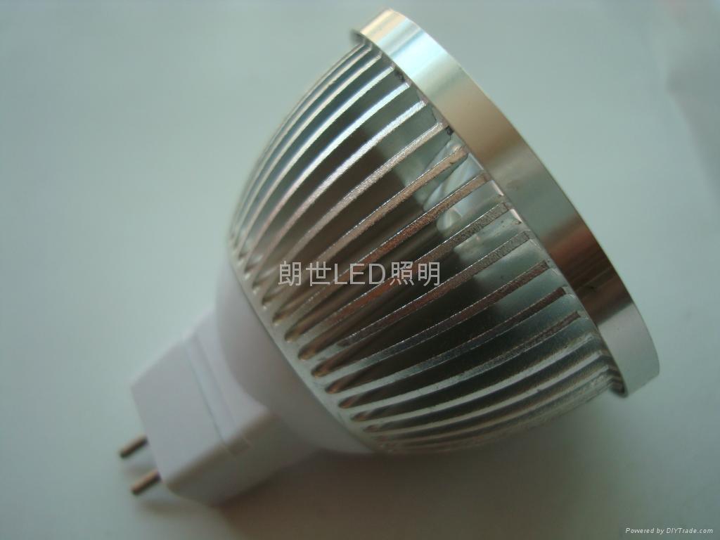 大功率 220V 4X1W MR16燈杯 4