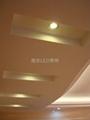 大功率LED 220V 7W 高光斜邊天花燈 4