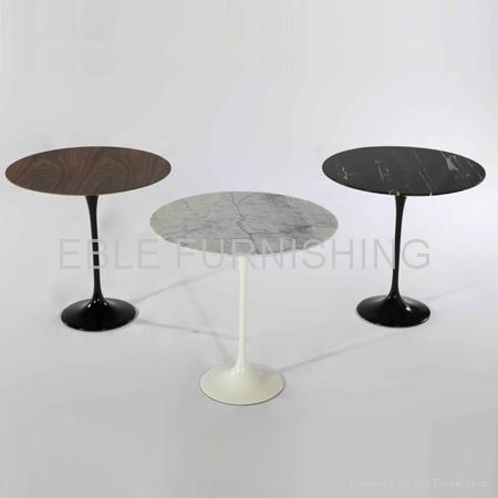 Et020 Tulip Side Coffee Table By Eero Saarinen 1