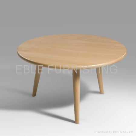 Et013b Ch008 Coffee Table By Hans Wegner