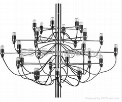 EL004A Chandelier-30 lamp