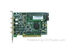 PCI8522 80MS/s 12位2路同步高速採集卡