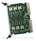 CPCI9000 多DSP 數字信號陣列處理板