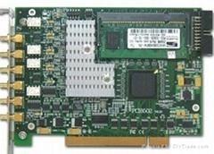 PCI8502 40MS/s 12位 4路同步高速採集卡