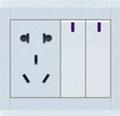 Wall Socket & Switch