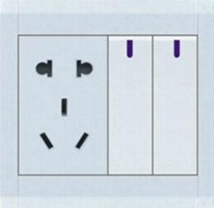 Wall Socket & Switch