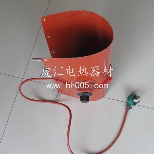 硅橡胶油桶加热带又称为:油桶加热器,油桶加热板。硅橡胶电热带防水性能好,可用于潮湿的、工业设备或实验室的管道,罐体和槽池的加热、伴热和保温,可直接缠绕在被加热部位的表面,安装简单,安全可靠。 用途:使用硅橡胶油桶加热带,通过加热使桶内的液体、凝固物容易取出,如桶内的粘接剂、油脂、柏油、油漆、石蜡、油和各种树脂原料,通过桶体加热,使其粘度下降均匀,减轻泵的功力.因此,不受季节影响,可常年使用。在加热器表面安装传感器,通过温度调节直接控制温度。 联系电话:0515-88239980 15961943856