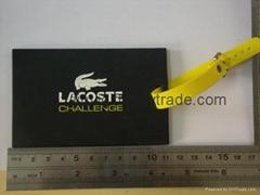 Customed Soft PVC L   age Tag