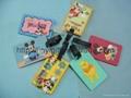 Customed Soft PVC Luggage Tag 4