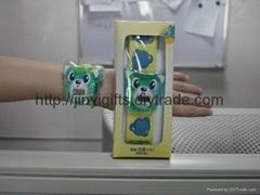 Newest Fashion Soft PVC Bangle