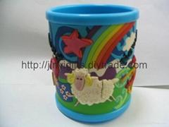3D Soft PVC Mug for Promotional Gift