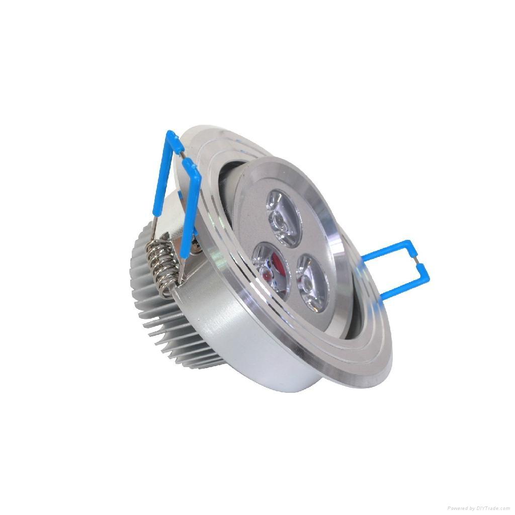 LED射灯 3W 高亮 深圳 1