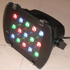 浙江LED戶外投光燈18W