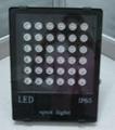 供應道路監控LED補光燈36W