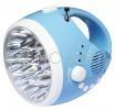 XLN-702 Crank Dynamo Flashlight Radio