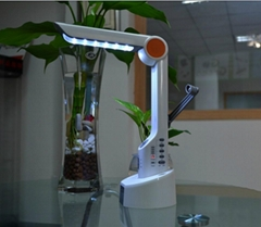 Solar Desk Lamp in Shenzhen