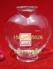 玻璃瓶麻油瓶