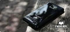 mercury 三星i9100 galaxy s2手机套