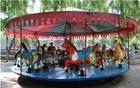 旋轉木馬遊樂設備