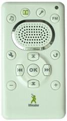 增強版2GB瑞德盲人聽書機指南針版
