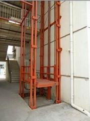 供應導軌鏈條式昇降貨梯