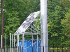 吉林長春太陽能發電