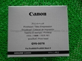 New and Original Canon pro9000 printhhead QY6-0076