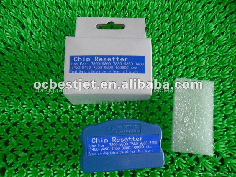 TOP QUALITY chip resetter for epson PP100 2