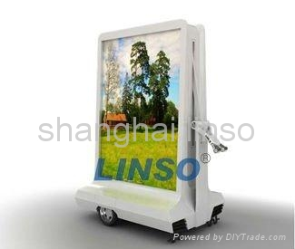 Outdoor Advertising Light Box 1