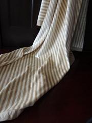 野蚕丝原色提花毯