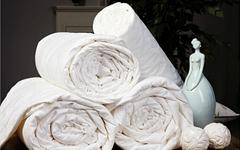 Wild Silk Quilt - Machine Washable