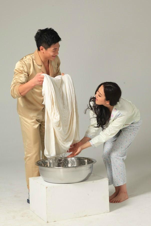可水洗蚕丝被-专利 2