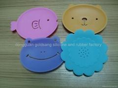 硅胶肥皂垫