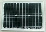 10W太阳能电池板.