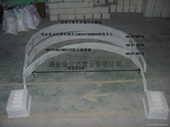 漳州人字型護坡塑料模具
