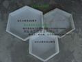 六邊形水泥塊塑模 2