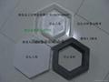 重庆沿江旅游六角形水泥砖塑料模具 2