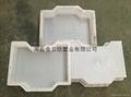 重庆沿江旅游六角形水泥砖塑料模具 5